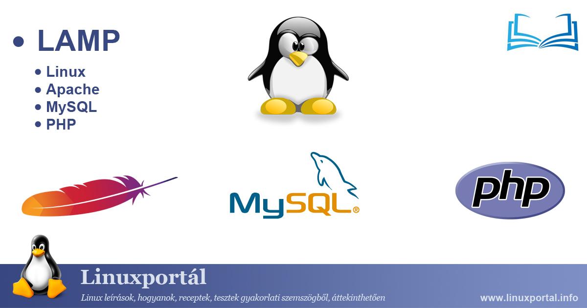 LAMP - Linux Apache MySQL PHP | Linux Portal