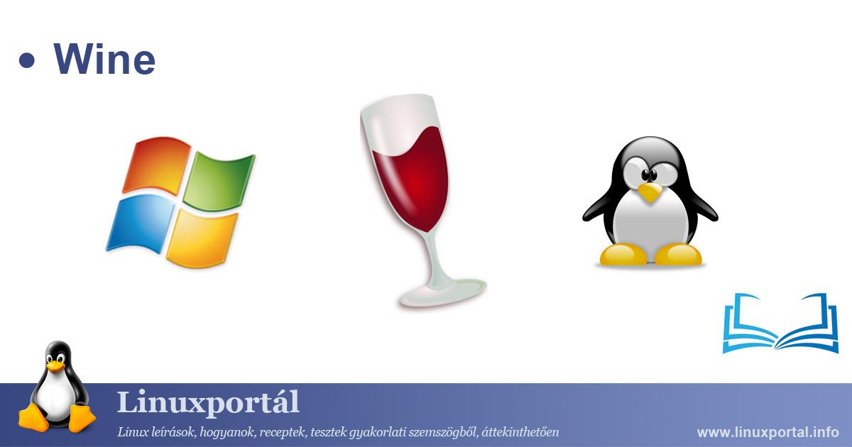 Encyclopedia of Wine Linux Portal