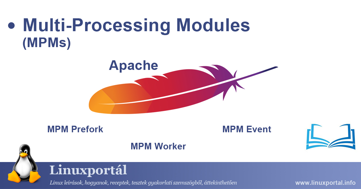 Multi-Processing Modules (MPMs) | Linuxportál