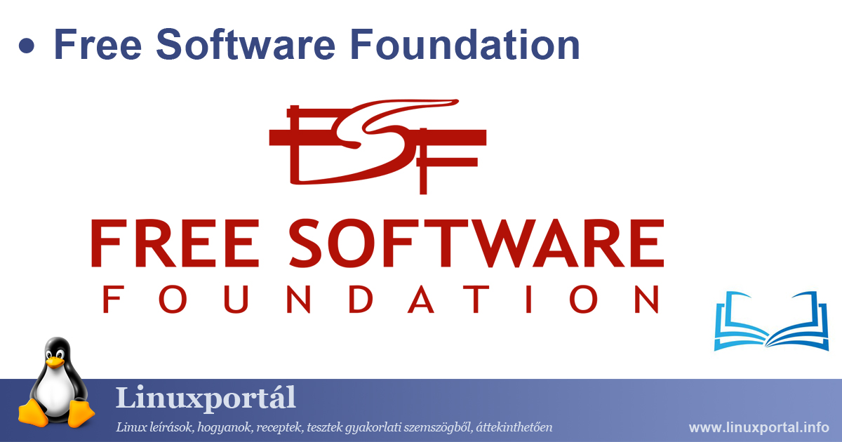 Free Software Foundation | Linux Portal - Encyclopedia