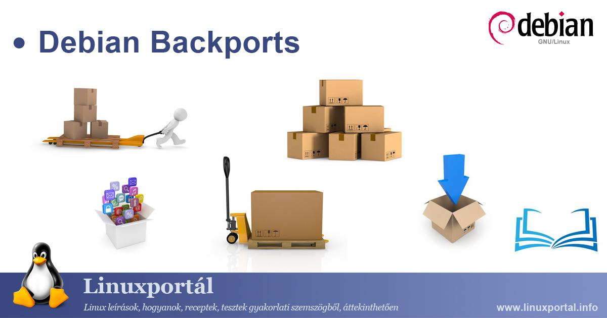 Debian Backports | Linux portal