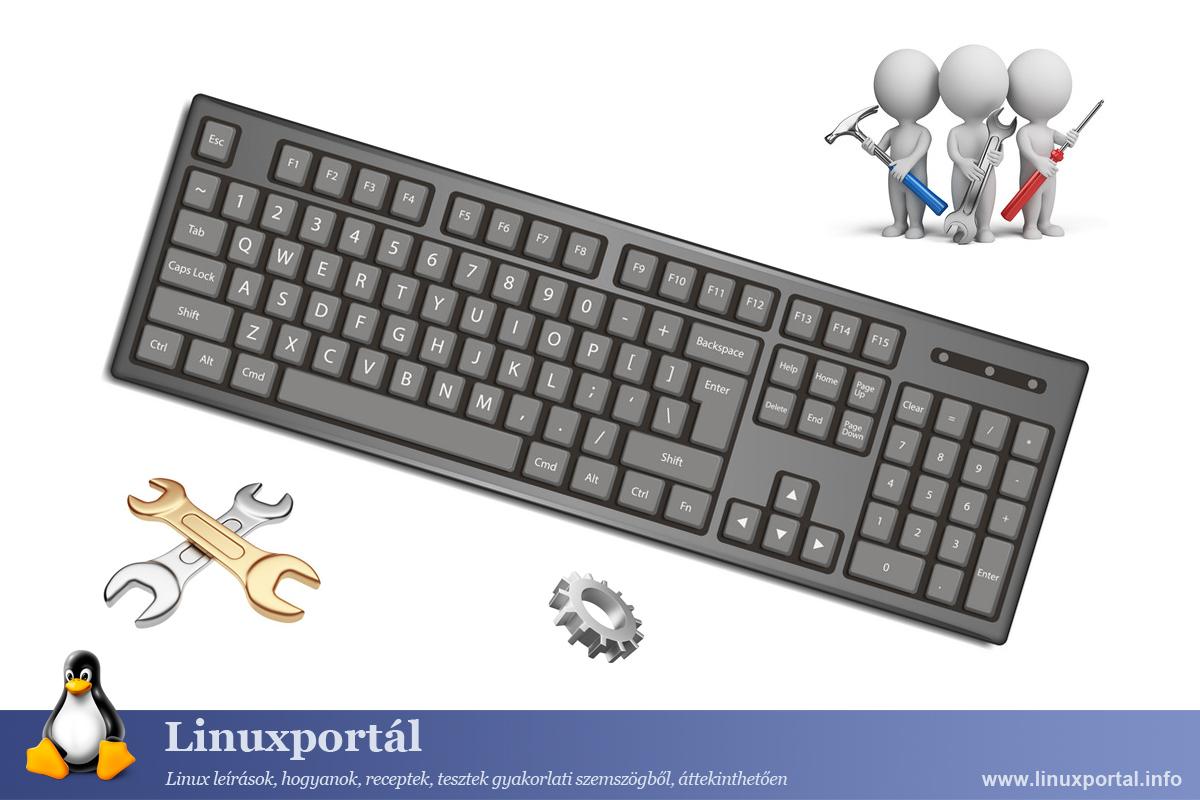 Keyboard Settings Linux Portal