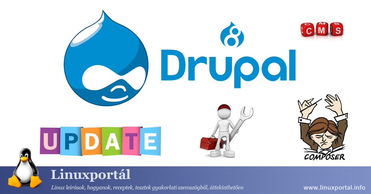 Upgrading your Drupal 8 base system easily