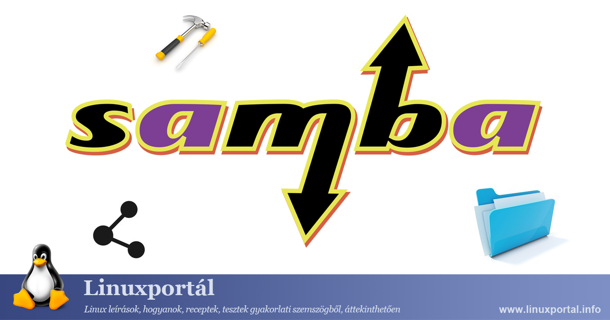 Configuring Samba Shares Linux Portal