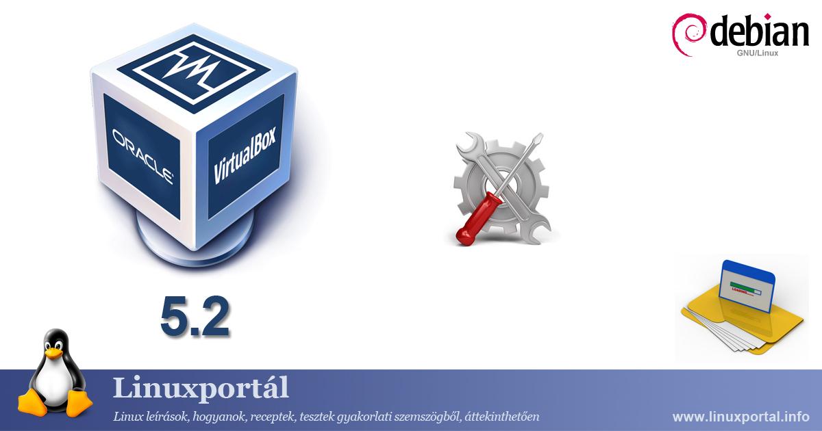 Installing VirtualBox 5.2 on Debian 9 (stretch) Host Operating System Linux Portal