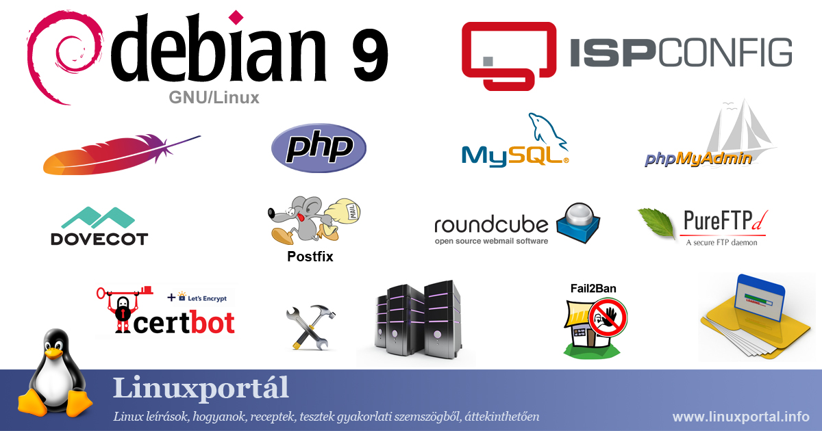 Perfect server: Debian 9 (Stretch) V1.0 | Linux Portal