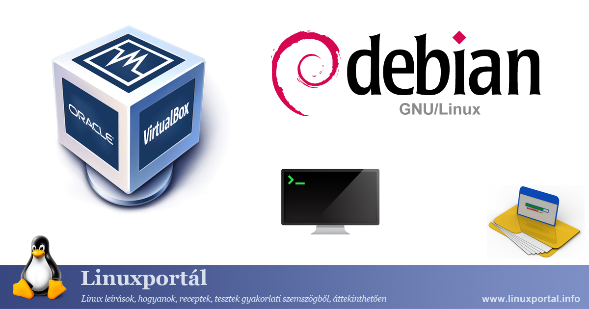 Installing VirtualBox Guest Additions on Debian | Linux Portal