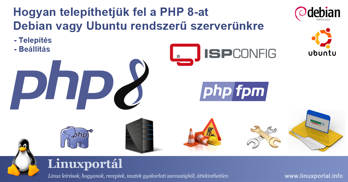How to install PHP 8 on your Debian or Ubuntu server | Linux portal