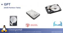 GPT (GUID Partition Table)   Linux Portal - Encyclopedia