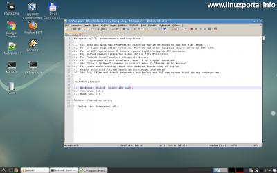 Wine - Notepad ++ futtatása Debian rendszeren