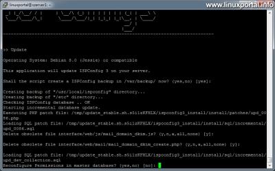 ISPConfig 3 frissítése - MySQL jogosultságok újrakonfigurálása a fő adatbázisban