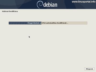 Debian 10 (Buster) minimális szerver telepítése - IPv6 automatikus beállítása
