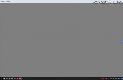 Chrome Remote Desktop - Alap asztal
