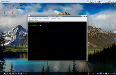 Chrome Remote Desktop - Megfelelő működés a beállított asztali munkameneten