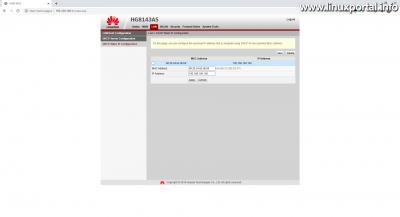 Fix belső IP-cím beállítása a routerben
